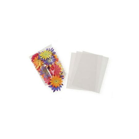 Darice Craft Designer Bag Self Seal 4.75X6.75 40Pc - image 1 of 1