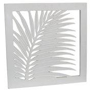 Island Way Palm Leaf Wall D cor