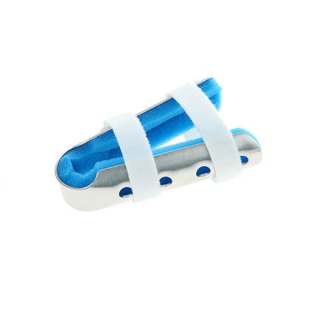 Trigger Finger Splint Aluminum & Foam Support Brace for Mallet Finger/Sprain/Fracture/Pain Relief/Finger Knuckle (Immobilization Splints)