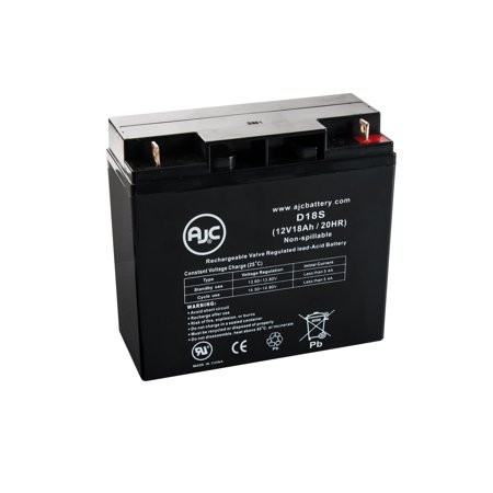 - Panterra Freedom 750 12V 18Ah Scooter Battery - This is an AJC Brand Replacement