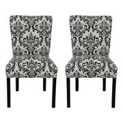 SOLE Designs Julia Collection Dining Chairs, A Set of 2 Upholstered Modern Dining Room Chairs, Side Chair, Traditions... by Overstock
