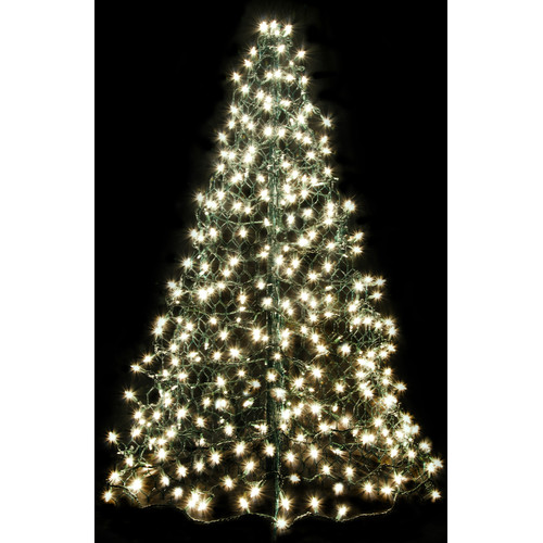 Crab Pot Christmas Trees Crab Pot Christmas Tree  with 300 Incandescent Mini Lights