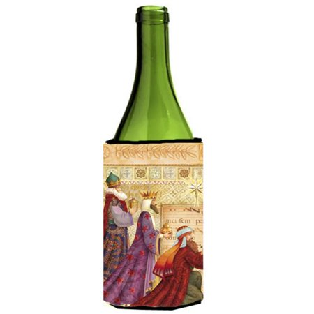 Christmas Three Wise Men Wine Bottle Can cooler Hugger (3 Wise Men Gifts)