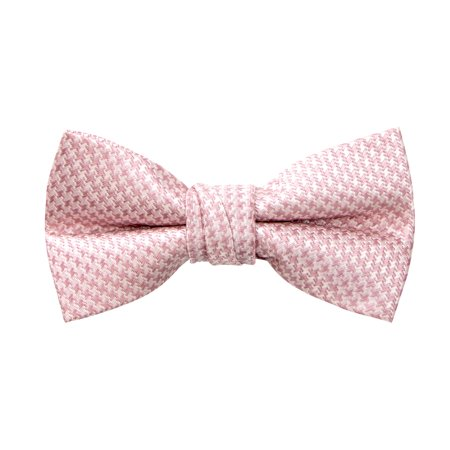 Floral Handmade Woven Tie - Spring Notion Boy's Textured Woven Bow Tie