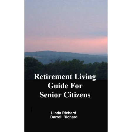 Retirement Living Guide for Senior Citizens - eBook (Senior Citizen Halloween Party Ideas)