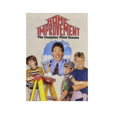 Home Improvement: The Complete Third Season (DVD)](The Office Halloween Season 3)