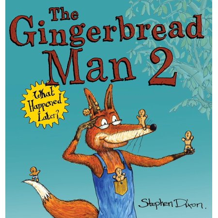 Gingerbread Man: The Gingerbread Man 2 (Hardcover) - Gingerbread Man From Shrek