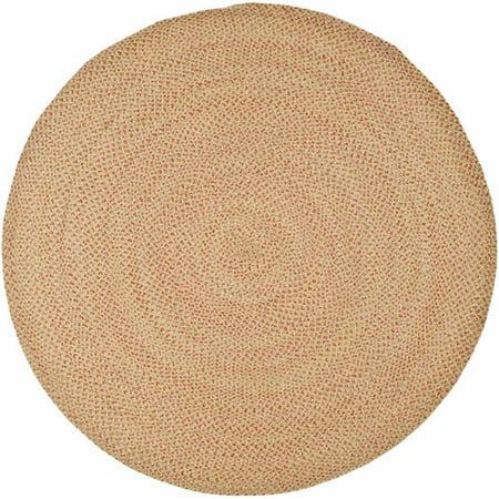 Safavieh Braided Cherette Cotton Area Rug or Runner Cotton Braided Star Blossom