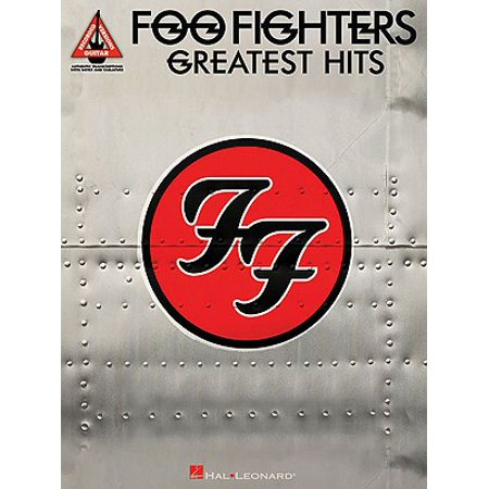 Book Foo Fighters - Foo Fighters: Greatest Hits