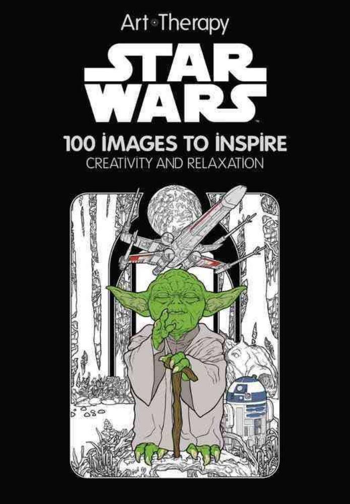 Art of Coloring Star Wars: 100 IMages to Inspire Creativity and Relaxation by Disney Pr