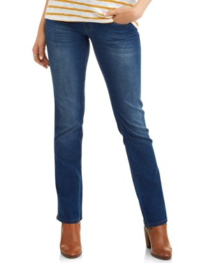 70c569a9763 Product Image Maternity Full Panel Super Soft Bootcut Jeans - Available in  Plus Sizes