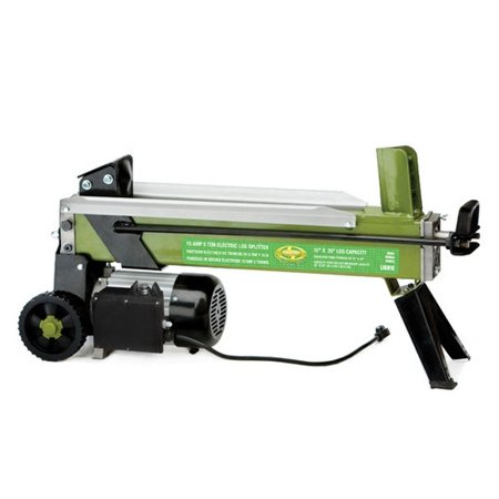 Sun Joe Lj601e Logger Joe 15 Amp 5 Ton Electric Log Splitter