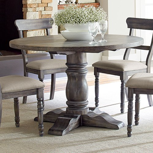 Progressive Furniture Muses Round Dining Table by Progressive Furniture