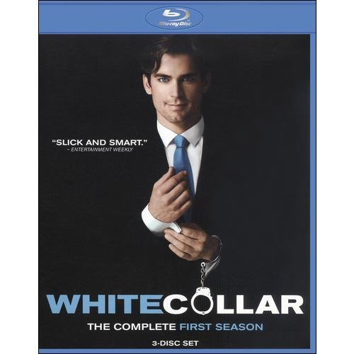 White Collar: The Complete First Season (Blu-ray) (Widescreen)