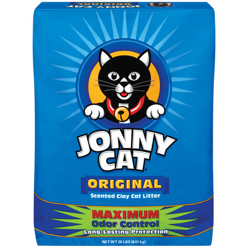 Jonny Cat: Original Maximum Odor Control Cat Litter, 20 Lb