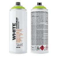Montana WHITE 400 ml Spray Color, Viper