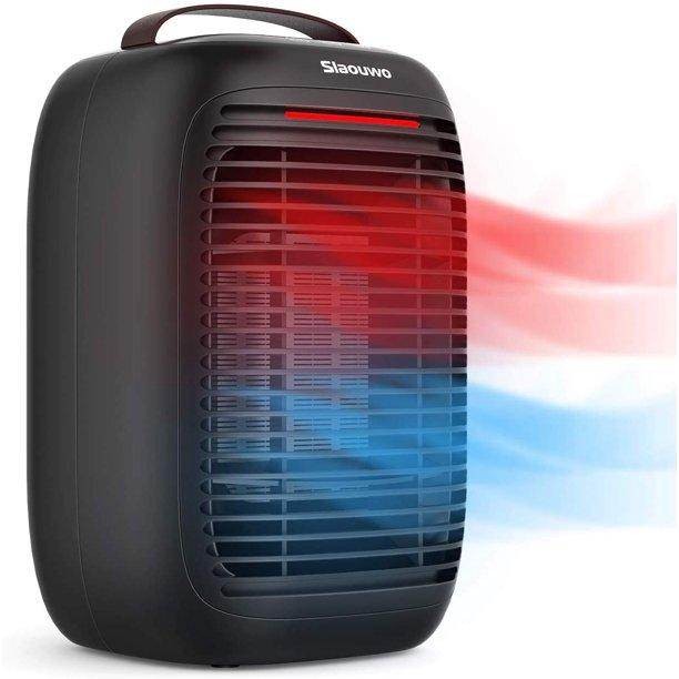 Space Heater Portable Electrical Space Heater With Built In Timer Tip Over Overheat Protection 3 Adjustable Modes 1000w For Indoor Office Home Bedroom Walmart Com Walmart Com