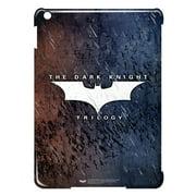 Dark Knight Trilogy Trilogy Logo Ipad Air Case White Ipa