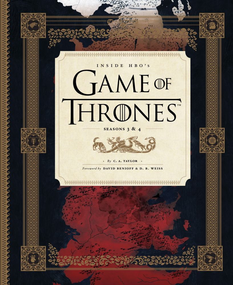 INSIDE HBO'S GAME OF THRONES SEASON 3 AND 4 by