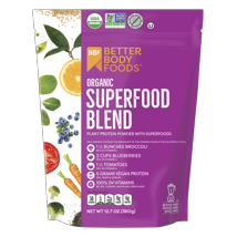 Protein & Meal Replacement: LIVfit Organic Superfood Blend