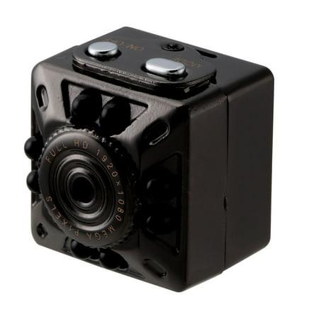 Mini 1080P Full HD IR Night Vision DV Camera Car DVR Video Recorder - Camera Dvr A/v Recorder
