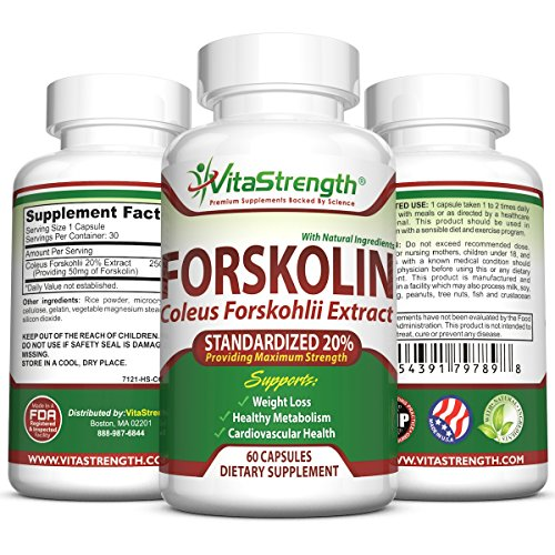 Top quality forskolin