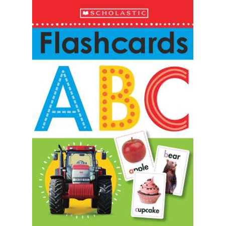 Flashcards: ABC (Scholastic Early Learners) (Scholastic Monthly Idea Book)