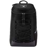 "NFL Oakland Raiders ""Competitor"" Top-Loader Backpack, 19"" x 7"" x 12"""