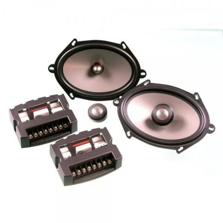 diamond audio d673a 5x7 / 6x8 convertible component speaker system Convertible Component Speaker System