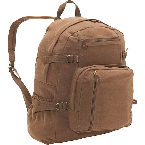 Rothco Large Vintage Canvas Backpack