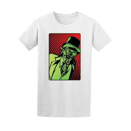 Circus Mad Ringmaster Graphic Tee Men's -Image by Shutterstock](Circus Ringmaster Outfit)