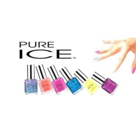 10 Pure Ice Nail Polish No repeat color's Great Fingernail Polish Lot By By BARI