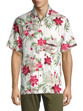 98d449ce1 Product Image Honolulu Art Silk Short-Sleeve Shirt. Tommy Bahama