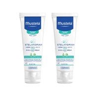 Mustela Stelatopia Emollient, 0.33 Oz (Pack of 2)
