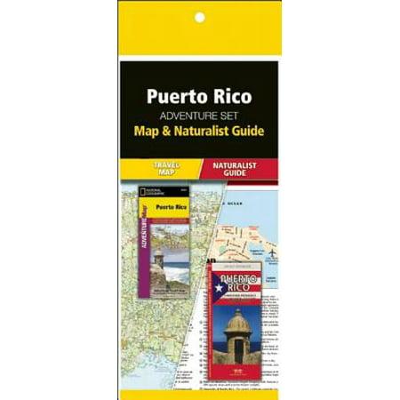 Puerto Rico Adventure Set: 9781583559673 (Best Places To Visit In Puerto Rico)