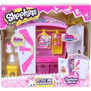 Shopkins Style Me Wardrobe Playset