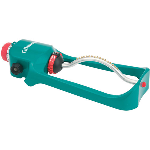 Gilmour 7800PMT Oscillating Sprinkler With Timer by Sprinklers
