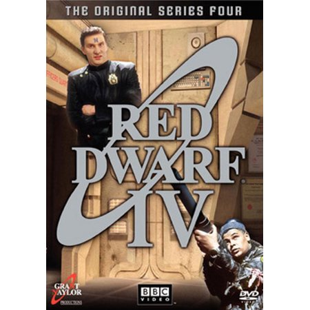 Red Dwarf: The Original Series 4 - Halloween 7 Dwarfs