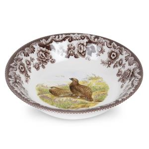 Spode Woodland Ascot Cereal Bowl (Red Grouse)