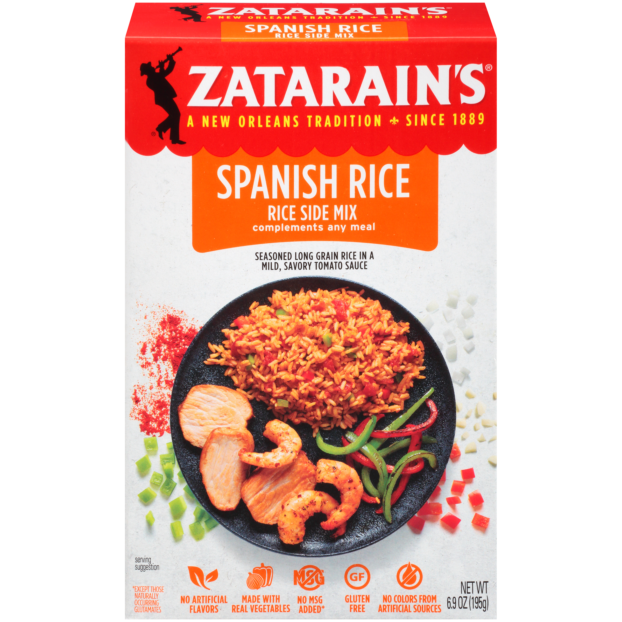 Zatarain's® Spanish Rice, 6.9 oz