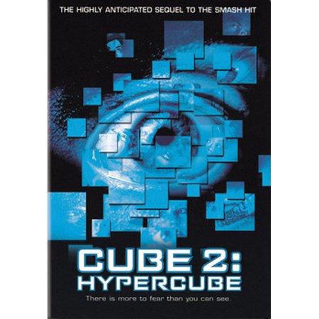 Format Cube (Cube 2: Hypercube (DVD) )