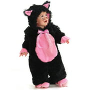 Black and Pink Kitty Halloween Costume