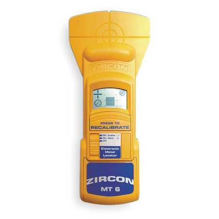 Zircon Electronic Metal Locator, 58594 by Zircon