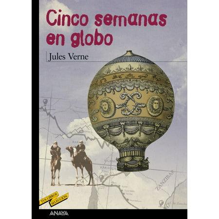 Cinco semanas en globo - eBook - Adornos De Halloween En Globos