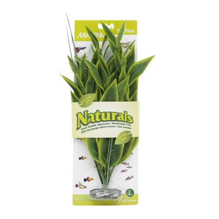 Marina Naturals Green Dracena Silk Plant, Large