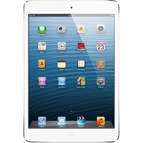 Refurbished Apple iPad Mini 16GB Silver Wi-Fi RBMD531LL/A
