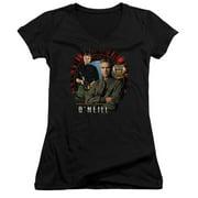 Stargate SG1 Jack O'Neill Juniors V-Neck Shirt