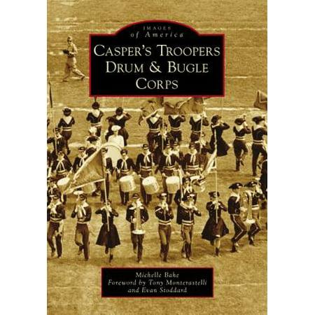 Casper's Troopers Drum & Bugle Corps (Copper Bugle)