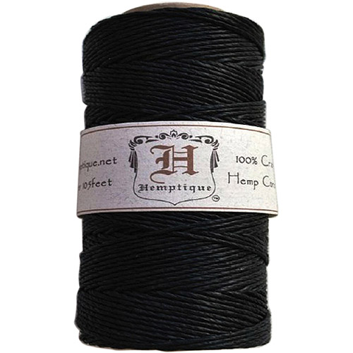 Hemp Cord Spool, 20#, 205'
