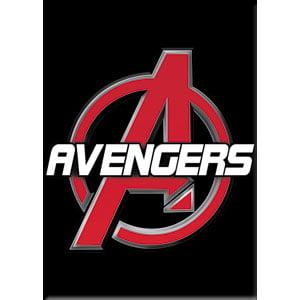 Magnet - Marvel - Avengers Classic Logo New Toys Licensed m-mvl-0028 - image 1 of 1